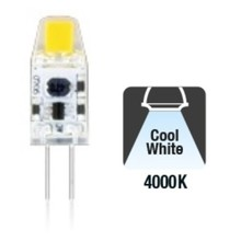 G4 1,1w Led Lamp, 4000K Neutraal wit, 2 Jaar Garantie