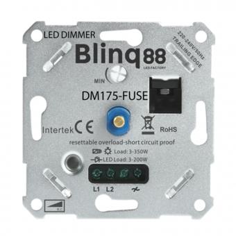 Blinq Universele LED Dimmer 3-175w met elektronische zekering
