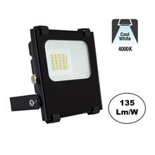 PRO LED Floodlight 10w, 1350 Lumen, 4000K Neutraal Wit, IP65, 2 Jaar garantie
