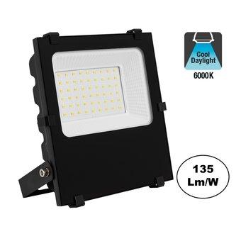PRO LED Floodlight 30w, 4050 Lumen, 6000K Daglicht Wit, IP65, 3 Jaar garantie