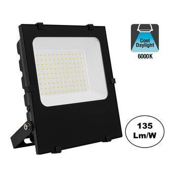 PRO LED Floodlight 50w, 6750 Lumen, 6000K Daglicht Wit, IP65, 2 Jaar garantie