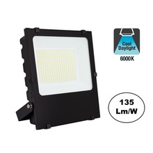 PRO LED Floodlight 150w, 20250 Lumen, 6000K Daglicht Wit, IP65, 2 Jaar garantie