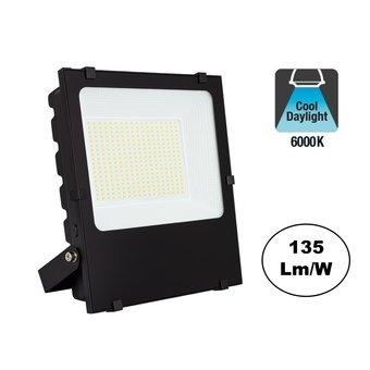 PRO LED Floodlight 150w, 20250 Lumen, 6000K Daglicht Wit, IP65, 2 Jaar garantie