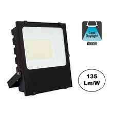 PRO LED Floodlight 200w, 27000 Lumen, 6000K Daglicht Wit, IP65, 2 Jaar garantie