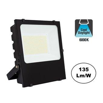 PRO LED Floodlight 200w, 27000 Lumen, 6000K Daglicht Wit, IP65, 3 Jaar garantie