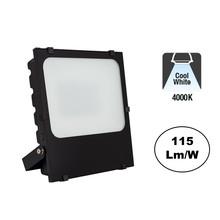 PRO LED Floodlight Frosted 50w, 5750 Lumen, 4000K Neutraal Wit, IP65, 2 Jaar garantie