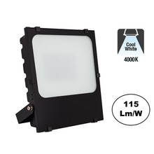PRO LED Floodlight Frosted 150w, 17250 Lumen, 4000K Neutraal Wit, IP65, 2 Jaar garantie