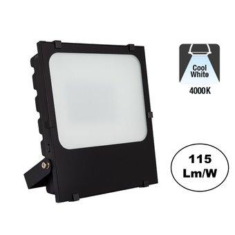 PRO LED Floodlight Frosted 150w, 17250 Lumen, 4000K Neutraal Wit, IP65, 3 Jaar garantie