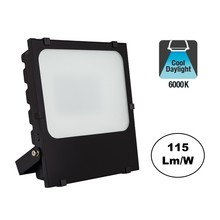 PRO LED Floodlight Frosted 150w, 17250 Lumen, 6000K Daglicht Wit, IP65, 2 Jaar garantie