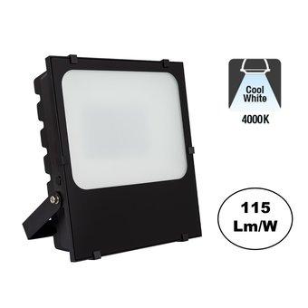 PRO LED Floodlight Frosted 200w, 23000 Lumen, 4000K Neutraal Wit, IP65, 3 Jaar garantie