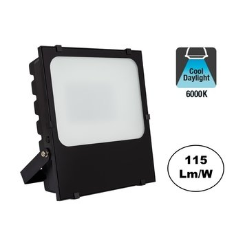 PRO LED Floodlight Frosted 200w, 23000 Lumen, 6000K Daglicht Wit, IP65, 3 Jaar garantie