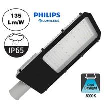 Led Straatverlichting 150w Philips LumiLeds, 20250 Lm (135lm/w), 6000K Daglicht Wit, IP65, 2 Jaar Garantie