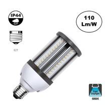 E27 Corn Lamp 18w, 1980 Lumen, 6000K Daglicht Wit,  360º, IP44, 2 Jaar Garantie