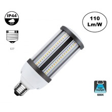 E27 Corn Lamp 25w, 2750 Lumen, 6000K Daglicht Wit,  360º, IP44, 2 Jaar Garantie