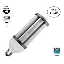 E27 Corn Lamp 30w, 3300 Lumen, 6000K Daglicht Wit,  360º, IP44, 2 Jaar Garantie