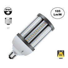 E27 Corn Lamp 35w, 3600 Lumen, 3000K Warm Wit,  360º, IP44, 2 Jaar Garantie
