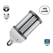 E27 Corn Lamp 35w, 3600 Lumen, 6000K Daglicht Wit,  360º, IP44, 2 Jaar Garantie