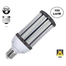 E40 Corn Lamp 40w, 4000 Lumen, 3000K Warm Wit,  360º, IP44, 2 Jaar Garantie