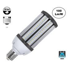 E40 Corn Lamp 40w, 4000 Lumen, 6000K Daglicht Wit,  360º, IP44, 2 Jaar Garantie