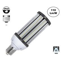 E40 Corn Lamp 54w, 5940 Lumen, 4000K Neutraal Wit,  360º, IP44, 2 Jaar Garantie