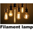 E27 Filament Lampen