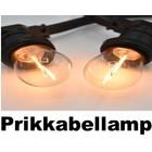E27 Prikkabellamp