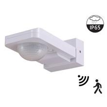 Opbouw Bewegingsmelder Wit, 360 graden, Max. 2000w, IP65, 2 Jaar Garantie