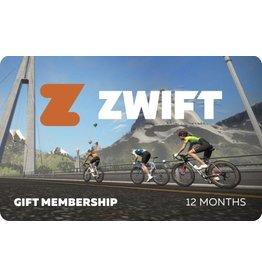 Zwift Zwift Gift Card 12 months