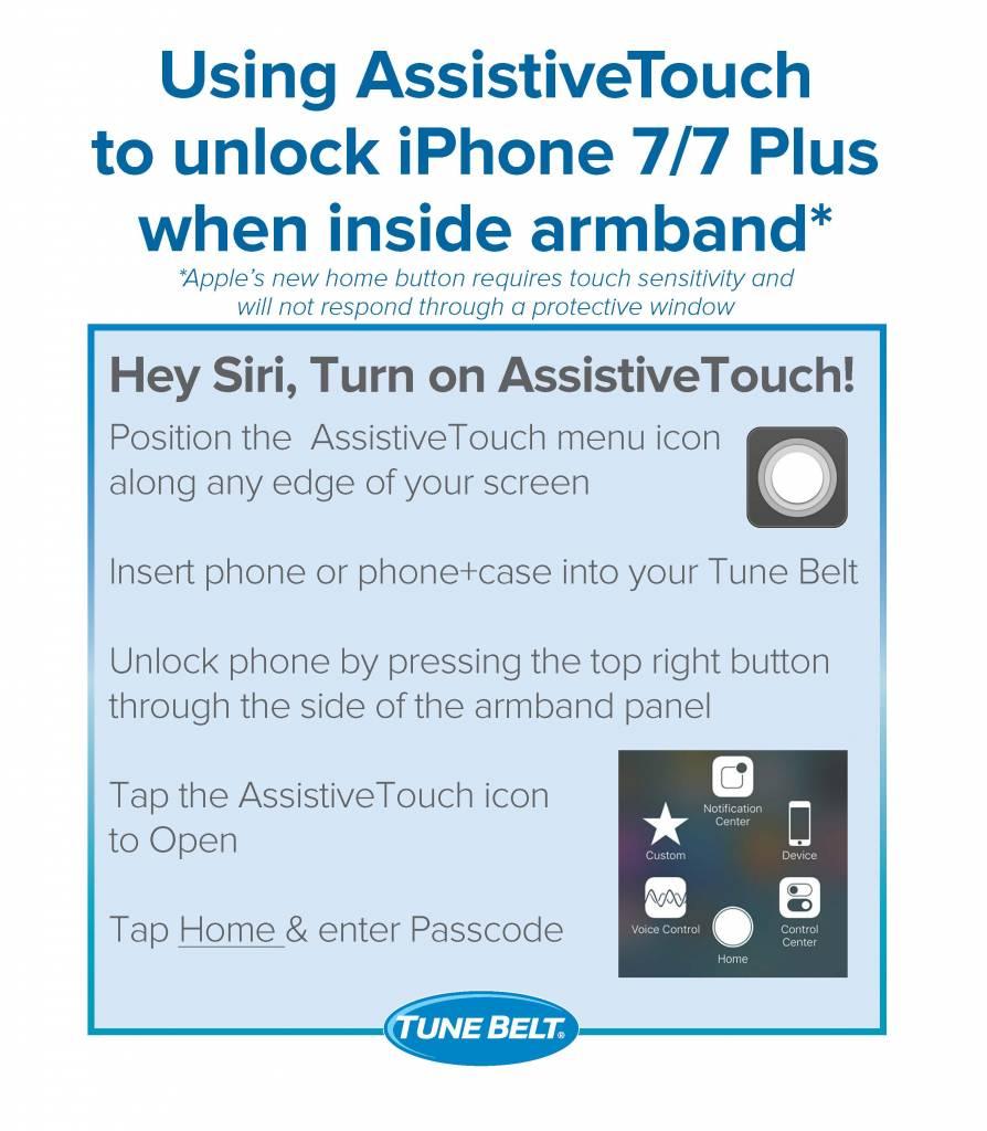 Tune Belt en iPhone 7 (Plus)