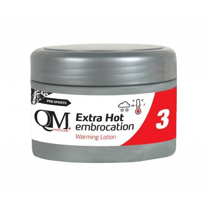 QM Sports Care Extra Hot Embrocation 200ml