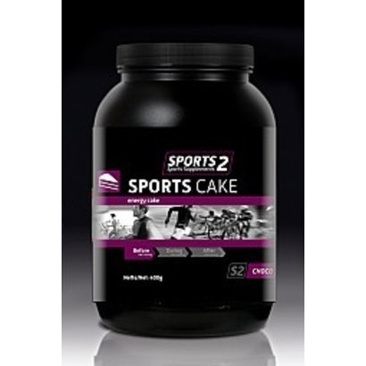 Sports 2 Sports Cake