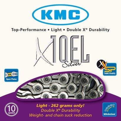 KMC X10EL Goud/Zilver