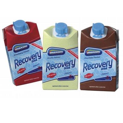 Maxim Maxim Recovery drink 250ml (15st.)