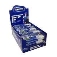 Maxim Maxim Energy Bar (25st.) div. smaken