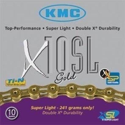 KMC KMC X10SL goud/zilver