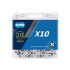 KMC KMC X10 Zilver/Zwart
