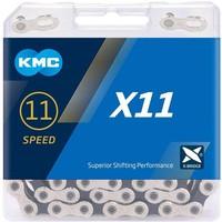 KMC KMC X11 ketting Zilver/Zwart