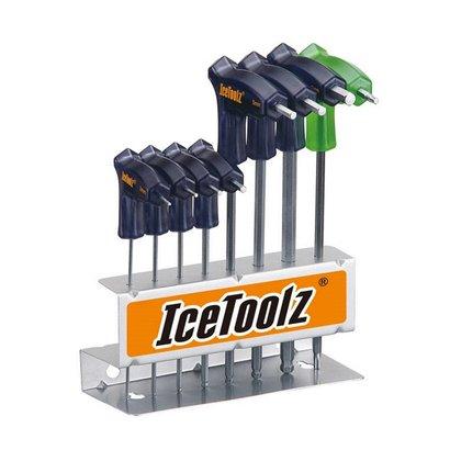 IceToolz IceToolz TwinHead inbussleutelset