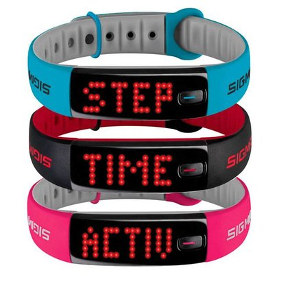Sigma Sigma Activo Activity Tracker