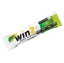 Win2 Energy bars amandel (35 x 40gr.)