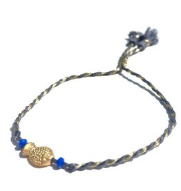 Jewels by SJ Armbandje met vis