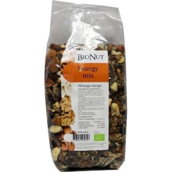 Bionut Energy mix