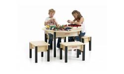 Holz Spieltisch