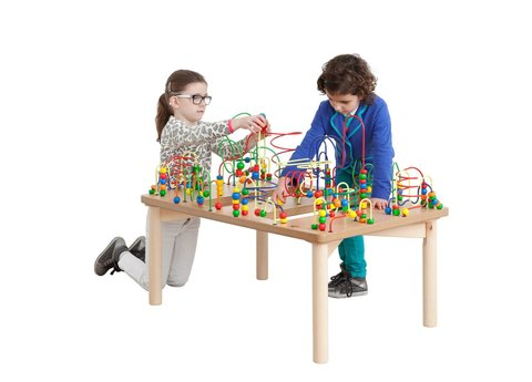 Spieletisch Labyrinth