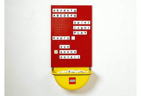 Spielwand LEGO