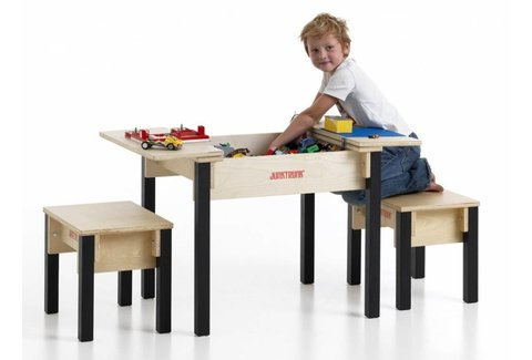 Kindertisch Set