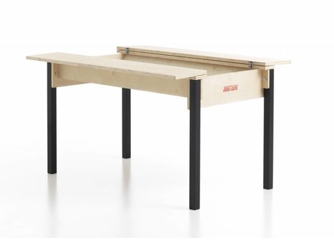 Kindertisch aus Holz 4 Kinder