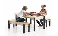 Lego Tisch Holz
