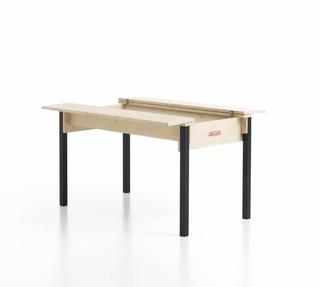 lego tisch aus holz spieltischshop. Black Bedroom Furniture Sets. Home Design Ideas