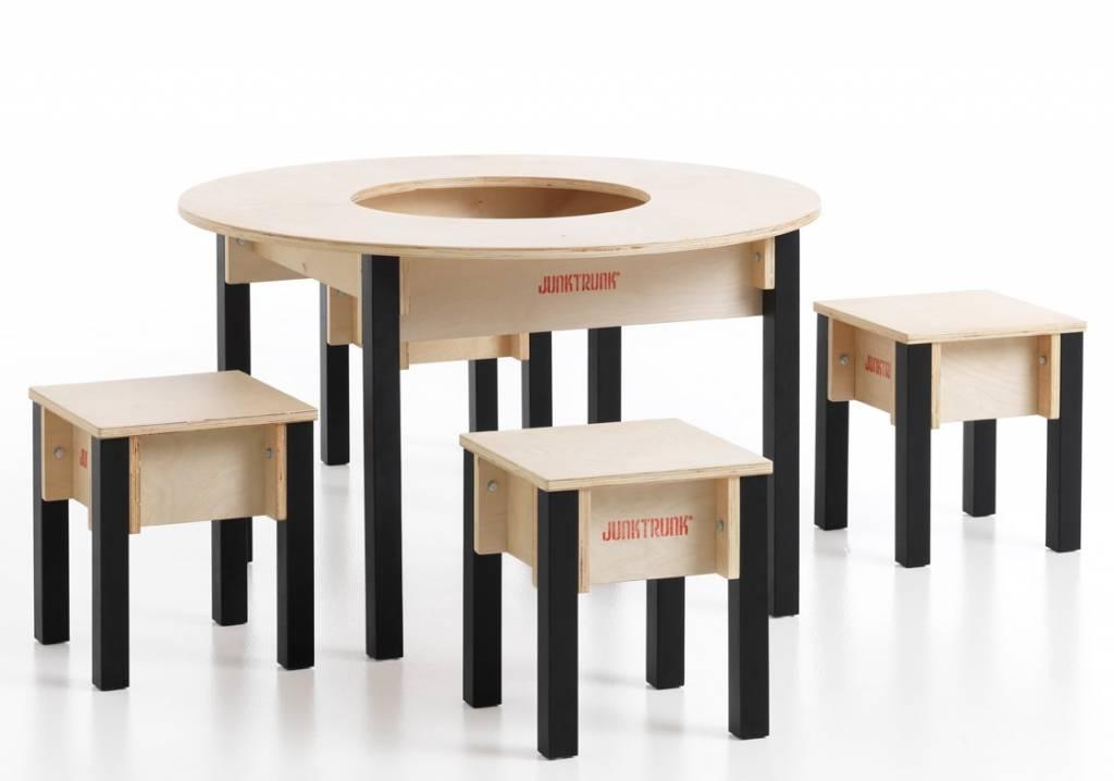 Lego Tisch Rund Mit Stühlen Spieltischshop